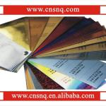 2011 metallized paper for good quality
