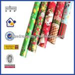 2014 hot sale christmas gift wrapping paper