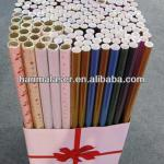 YIWU 2014 hot sell holographic paper roll,holographic paper for printing roll,metallic holographic paper