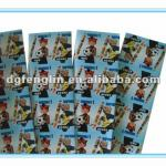 Glossy customized paper printing