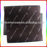 dongguan silver logo wrapping tissue paper