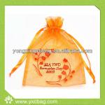 Embroidery Organza Bags Butterfly