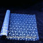 30D 100% nylon tulle roll /print organza roll for decoration