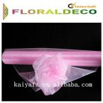 Organza Rolls For Flower Packing