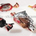 23 mic Metallized Twisted PET/polyester film using for candy wrapper