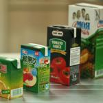 SIG Combifit pack carton for UHT milk juice beverages and drinks