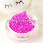 Wholesales Red Glitter Powder --1/128''(0.2mm)