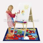 Reusable baby play mat printing