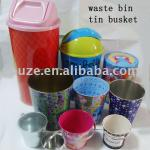all kinds of tin box
