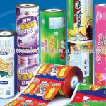food plastic packing film