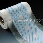 OEM breathable clothlike printed back sheet for diapers