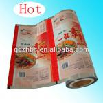 food laminated packaging plastic roll film