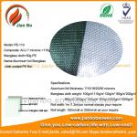 Aluminum foil fiberglass cloth coated PE film for rock wool