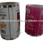 Plastic packing film on roll / Plastic film /Food packing film