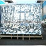 Vacuum packing film for metal and non-metal