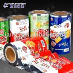 colorful printing flavor biscuit lamination film