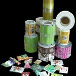 Paper packaging film