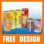 Snack Packaging .Provide In Bag/Roll(Customized Avaliable & Free Sample & Free Design)