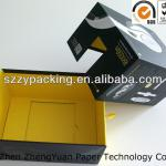 promotional paper box packaging for headset