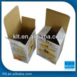Corrugated paper color box printing
