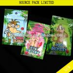 Sexy Monkey/Mad Monkey/Crazy Monkey Ziplock Bag monkey herbal incense bags