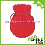 Red Punching Bag for jewelry give away promotional bag