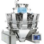 Preserved fruit multihead combination weigher
