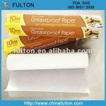 Butter paper Food Wrap Paper
