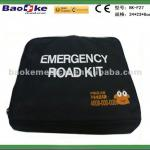 car first aid kit/medical suitcase/drivers' first aid handbag
