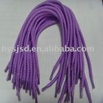 purple handbag handle rope