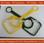 PE handle /46MM PE plastic handle for cooking oil bottle
