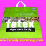 SOFTLOOP HANDLE PLASTIC BAGS