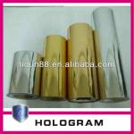 Imports of electrochemical aluminium color hot stamping foil hot stamping paper