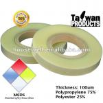 Thickness 80microns Polypropylene HF25000 _ Banding (Strapping) Tape