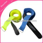 widely used adjustable velcro strap for all purpose binding