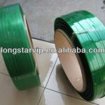 Green PET Strap For Machine Packing