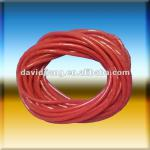 spiral wrapping bands / color red