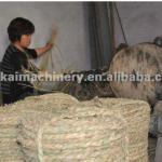 New desighed hay band spinning machine