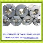 Hot dipped galvanized steel strapping