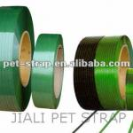 Green strapping tape