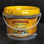 1kg plastic honey bucket