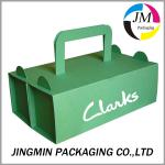 2013 new design shoe box with handle