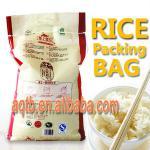 25KG PP woven sack bag for rice packing