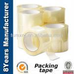 Acylic glue BOPP packing tape