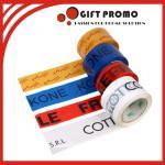 Advertising Branded BOPP Packing Tape