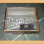 An-b717 european design factory sell cigar boxes wholesale/cigar case/custom cigar boxes
