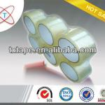 Bopp clear packing tape(bopp film and water-based acrylic)