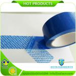 Cheap custom tamper proof adhesive security tape,VOID reveal tamper evident tape