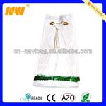 clear PVC drawstring bag(NV-P0109)
