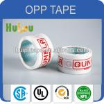competitive price custom opp printed tape/printed opp tapes